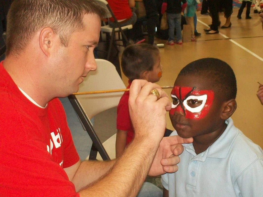 Early Childhood Education and Exxon Fall Festival