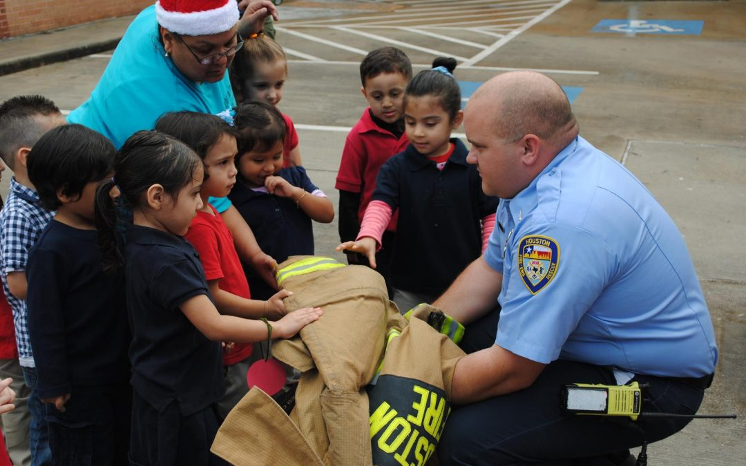 Early Childhood Education and Houston Fire Department